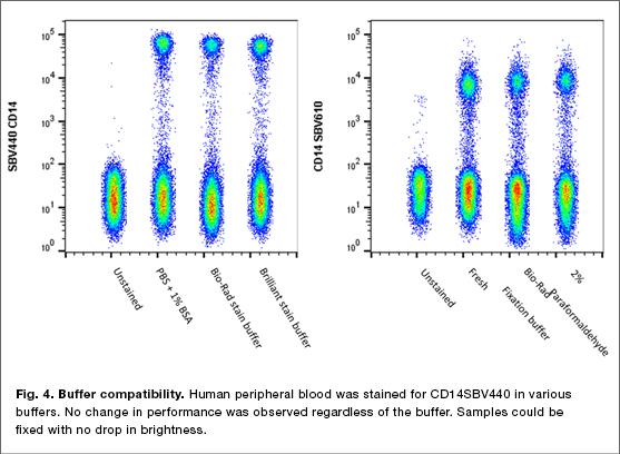 Fig. 4. Buffer Compability.
